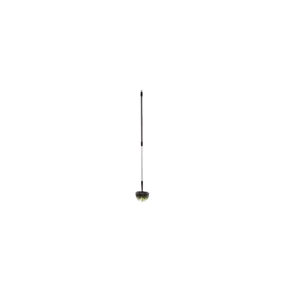 Balai tête de loup - Tête rotative - L 160 cm